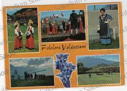 Valle D'Aosta - Folclore - Non Classificati