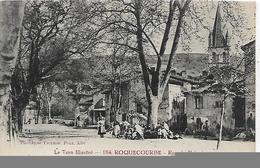 81, Tarn, ROQUECOURBE, Rue Du Puisoir, Scan Recto-Verso - Roquecourbe