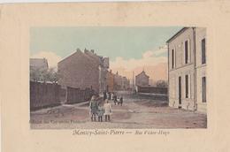 MONTCY ST PIERRE  Rue Victor Hugo - France