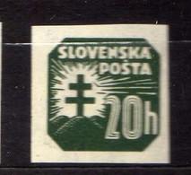 Slowakei / Slovakia, 1940'41, Mi 61 Y **  [240319XXIV] - Slovakia