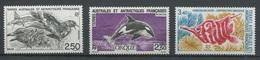 TAAF 1993 - N° 176 à 178 - Oiseaux - Poissons - Neuf -** - Französische Süd- Und Antarktisgebiete (TAAF)