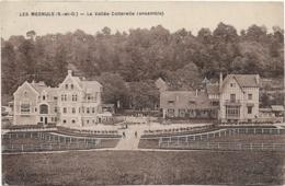 D78 - LES MESNULS - LA VALLEE COTTERELLE (ENSEMBLE) - Plusieurs Personnes - Véhicule Ancien - France