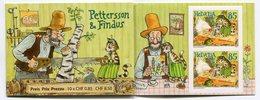 RC 12254 SUISSE 2011 PETTSON ET PICPUS BANDE DESSINÉE CARNET COMPLET NEUF ** - Booklets