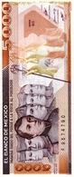 Mexique 5000 Pesos 1985 UNC - Messico