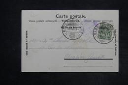 SUISSE - Oblitération Temporaire De Bern Sur Carte Postale En 1906 - L 27313 - Marcophilie