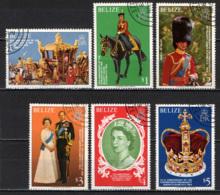 BELIZE - 1979 - Queen Elizabeth II, 25th Anniv. Of Coronation - USATI - Belize (1973-...)