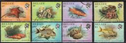 BELIZE - 1984 - Marine Life - USATI - Belize (1973-...)