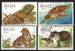 BELIZE - 2000 - Fauna - USATI - Belize (1973-...)