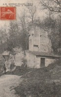 *** 33  ***   QUINSAC Ruines Du Château De Pranzac - TTB - Francia