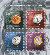 Russia 2010 Science And Technology - Watches.MNH - 1992-.... Federation