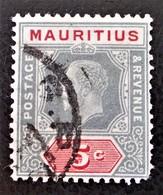 GEORGE V 1912 - OBLITERE - YT 146 - MI 138 - Maurice (1968-...)