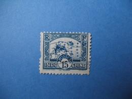 Perforé  Perfin  Indochine ,   Perforation :  BIC3    à Voir - Grand Liban (1924-1945)