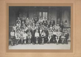 JOIGNY (Yonne) - COLLEGE Et ECOLE PRIMAIRE De GARCONS - PHOTO De CLASSE - Année Scolaire 1931-1932 - Photo - A Voir ! - Places
