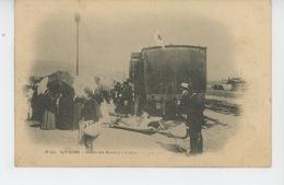 LOURDES - Arrivée Des Malades à La Gare - Lourdes