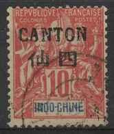 Canton (1903) N 21 (o) - Canton (1901-1922)