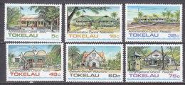 PGL AD387 - TOKELAU Yv N°124/29 ** ARCHITECTURE - Tokelau