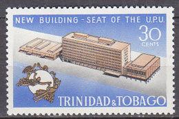 PGL AD414 - TRINIDAD Yv N°273 ** ARCHITECTURE - Trinité & Tobago (1962-...)
