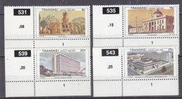 PGL AD441 - TRANSKEI Yv N°111/14 ** ARCHITECTURE - Transkei