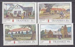 PGL AD459 - TRANSKEI Yv N°128/31 ** ARCHITECTURE - Transkei