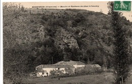 Montbron - Moulin & Rochers De Chez L'houmy - édit Bertm - Autres Communes