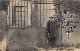 28 BAIGNEAUX 8 Janvier 1913 Fête Du Centenaire Mr Pierre Monceau - Other Municipalities