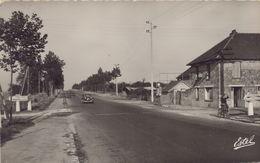 Les Essarts-le-Roi : La Route Nationale N°10 - Les Essarts Le Roi