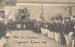 28 BAIGNEAUX Fête Du Centenaire 8 Janvier 1913 - Other Municipalities
