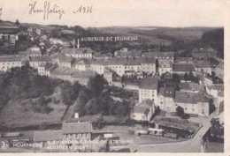 Houffalize - Vue Générale Prise De Ste Anne - Auberge De Jeunesse - Circulé En 1936 - Nels - TBE - Houffalize