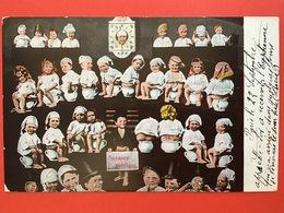 1903 - SCEANCE PUBLIQUE - KINDEREN OP PISPOTJE - PISPOT - ENFANTS SUR POT DE CHAMBRE - Humour