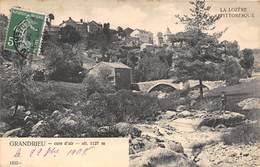 48-GRANDRIEU- UNE VUE - Gandrieux Saint Amans