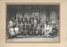 JOIGNY (Yonne) - COLLEGE Et ECOLE PRIMAIRE De GARCONS - PHOTO De CLASSE - Année Scolaire 1931-1932 - Photo - A Voir ! - Lieux