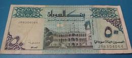 SUDAN - P. 54d , 50 Dinars - 1992 - Sudan