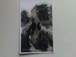 Black And White  Postcard -  The Greyfriars,  Canterbury - Canterbury