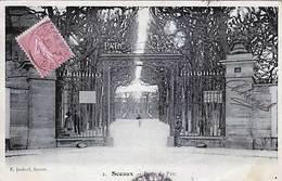 92 - SCEAUX - Porte Du Parc - - Sceaux