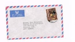 Lettre Adressée à Nettetal (Allemagne) - Zambie (1965-...)