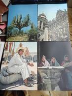8g) MESSICO LOTTO DI 8 STAMPE 20 X 27 Cm VEDI FOTO AL RETRO PUBBLICITA FARMACEUTICA UNA RIPETUTA - Messico