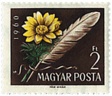 Ref. 300493 * NEW *  - HUNGARY . 1960. BUDAPEST NATIONAL PHILATELIC EXHIBITION. EXPOSICION FILATELICA NACIONAL EN BUDAPE - Ungebraucht
