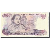 Billet, Indonésie, 10,000 Rupiah, 1985, KM:126a, SPL - Indonésie