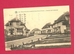 C.P. Woluwe-Saint-Lambert  Kapelleveld  = Avenue  De La  Spirale - Woluwe-St-Lambert - St-Lambrechts-Woluwe