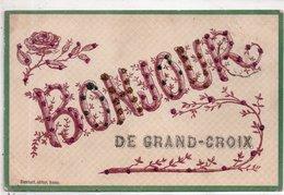 """GRAND -CROIX """" Un Bonjour De"""" - Autres Communes"""