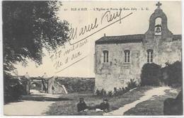 17   ILE D AIX.  L EGLISE - France