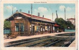 """GRAND -CROIX """"La Gare"""" - France"""