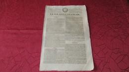 BELGIQUE - BRUXELLES - MORT DE JACQUES-LOUIS DAVID - ( COURRIER FRANCAIS Du 2 JANVIER 1826.) - Journaux - Quotidiens