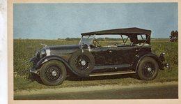 Lincoln Model L Sport Phaeton  -  1929  -  CPA - Turismo