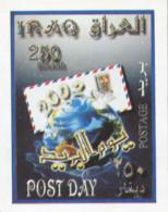 Ref. 565739 * NEW *  - IRAQ . 2002. DAY OF THE POST. DIA DEL CORREO - Irak