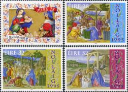 Ref. 147303 * NEW *  - IRELAND . 1995. CHRISTMAS. NAVIDAD - 1949-... República Irlandése