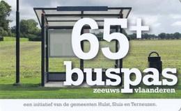 Nederland - 65+ Buspas Zeeuws-Vlaanderen - Hulst/Sluis/Terneuzen - VEOLIA - Vervoer