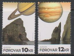 Europa Cept 2009 Faroe Islands 2v ** Mnh (42274) - 2009