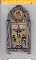 MG C - Crucifix - VIRGO  MARIA - 148 GRAM - Sculptures