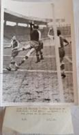 Photo De Presse Football  Match Sète Le Havre 1939 - Sports